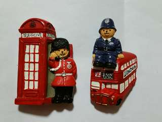UK Frige Magnets
