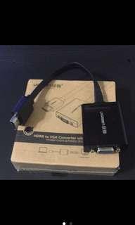 🚚 VGA轉HDMI