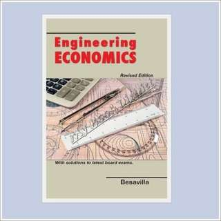 Engineering Economics by Besavilla