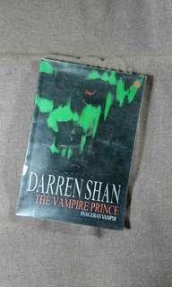 Darren Shan the Vampire Prince (pangeran vampir)