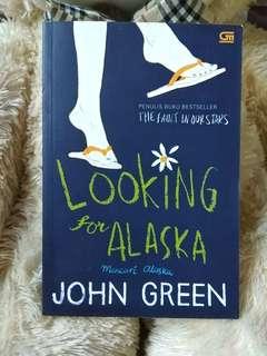 Novel John Green : Looking for Alaska
