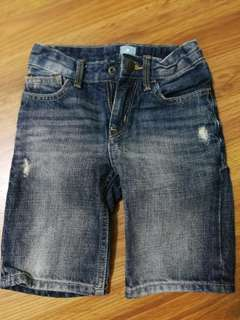 BabyGap jeans shorts