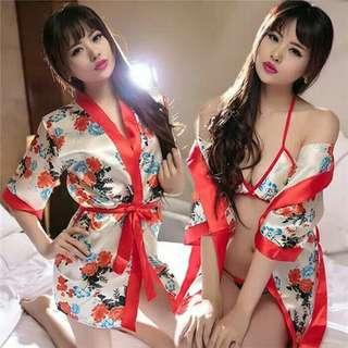 Sexy kimono japanese