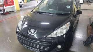 Peugeot 207 🇸🇬