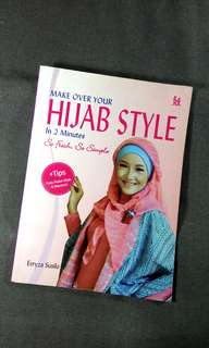 Make over your Hijab Style in 2 minutes.
