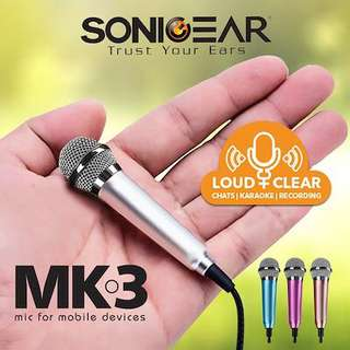 SonicGear MK-3 Mic for mobile devices