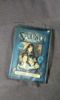 The Spiderwick Chronicles Panduan lapangan.