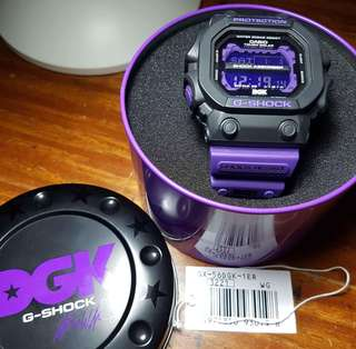 G-Shock KOG DGK Limited Edition