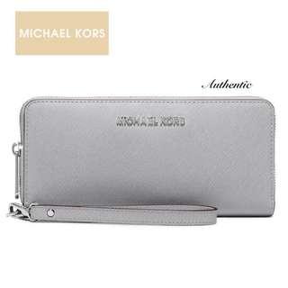 Michael Kors - Jet Set Travel Continental Long Wallet