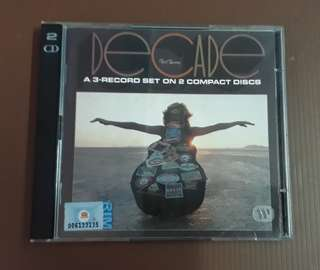 CD Neil Young - Decade ( Compilation 2CD,EUROPE PRESS )