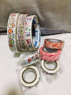 WASHI TAPES🎀✨