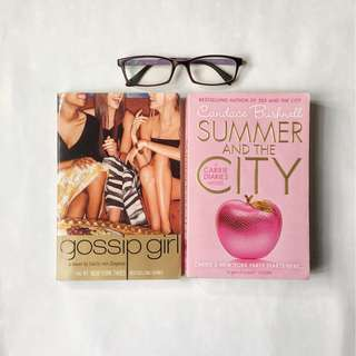 Book Bundle: Gossip Girl/Summer and the City