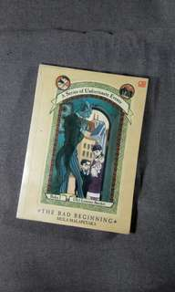 A series of unfortunate events The bad beginning (mula malapetaka)