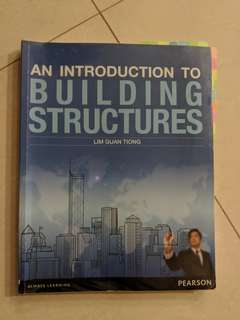 An Introduction to Building Structures by Lim Guan Tiong