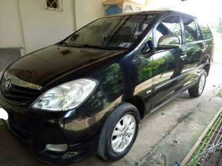 Toyota Innova G AT Top of the Line