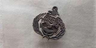 RSN Navy Collar Pin