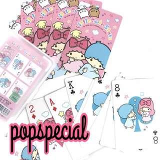 Little Twin Star Poker cards