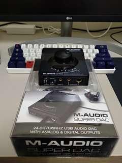 M Audio Super DAC/Amp