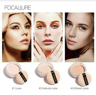 Original Focallure Loose Powder