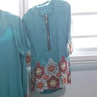 Preloved Malay Costume