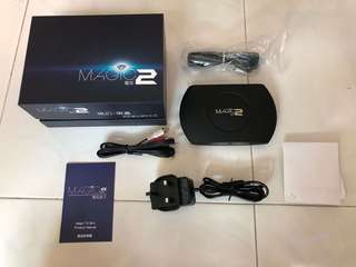 Magic 2 Android TV Box