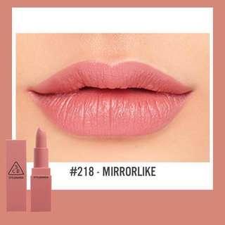 [BNIB] - 3CE Matte Lip Colour <MirrorLike>