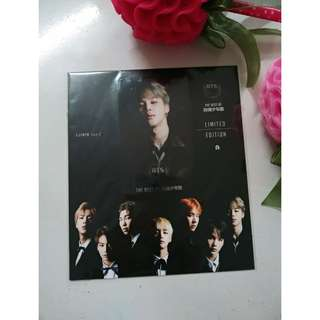 BTS LIMITED EDITION LED IC CARD JIMIN VERSION