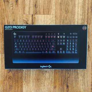 RGB Gaming keyboard Logitech G213 prodigy