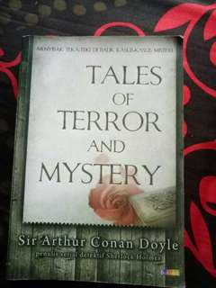 TALES OF TERROR AND MISTERY BY SIR ARTHUR CONAN DOYLE