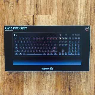 RGB Gaming keyboard Logitech G213 prodigy