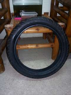 Front Tire 80/90 by 14""