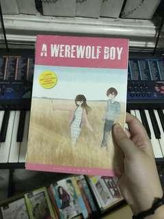 A werewolf boy (sealed)