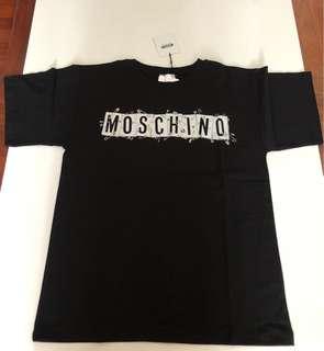 (3色) Moschino print T-shirt
