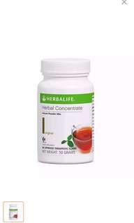 Herbalife herbal tea concentrate 50g