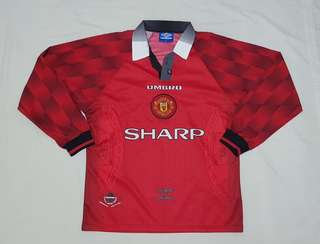 UMBRO Manchester Long Sleeves