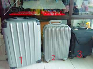 Suitcases From Japan (details and prices  below)