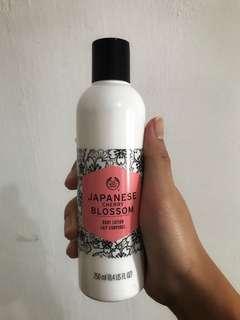 The Body Shop Body Lotion