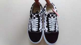 Vans Old Skool Checkered