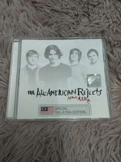 The All American Rejects CD Album