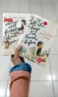Novel import karya Jenny Han