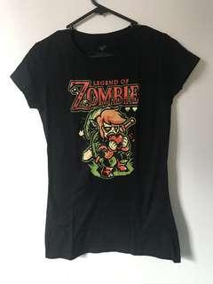 Zelda Zombie Shirt