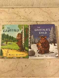 Julia Donaldson The Gruffalo Books