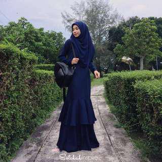Jubah Maya Solehah Inspire
