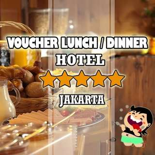 Voucher makan 5 star