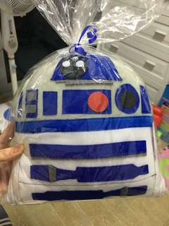 Star Wars R2D2 Pillow