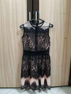 BLACK DRESS PESTA