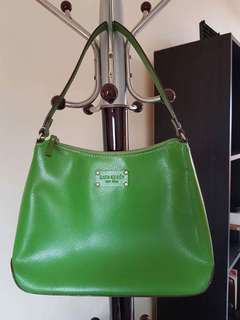 Kate Spade. Bought 7K. Slightly used. Authentic.