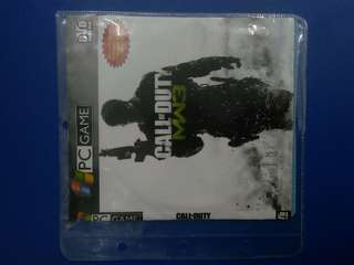 PC GAME CALL OF DUTY MW3