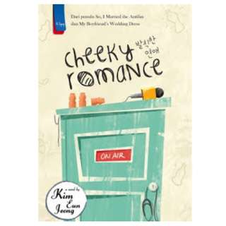 Ebook Cheeky Romance - Kim Eun Jeong