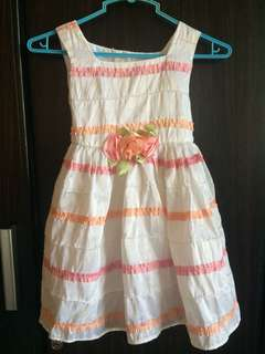 Baby Dress Sz 18M